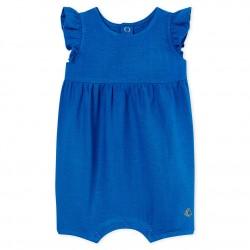 Baby girls' Shortie in 100% linen