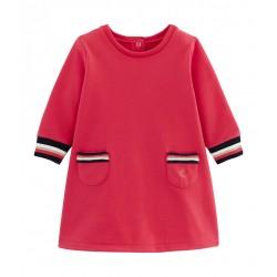 Baby Girls' Long-Sleeved Dress