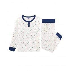 Boys' High-Rise Fleece Pyjamas