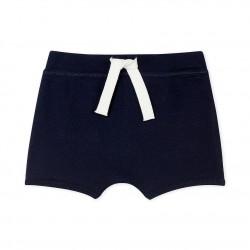 Unisex Baby's Plain Shorts