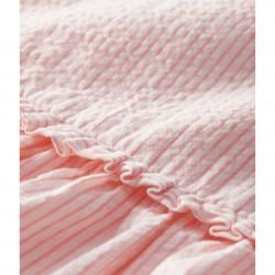 Baby Girls' Sleeveless Striped Dress