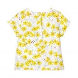 Baby Girls' Linen Blouse