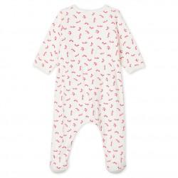 Baby Girls' Tube Knit Bodyjama