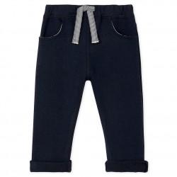 Baby Boys' Plain Fleece Trousers