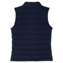 Unisex Baby's Sleeveless Jacket