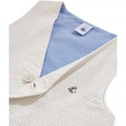 Boys' Sleeveless Jacket