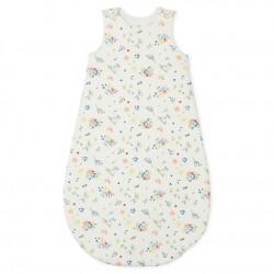 Baby Girls' Rib Knit Sleeping Bag