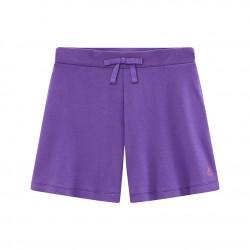 Girls' Knit Bermuda Shorts