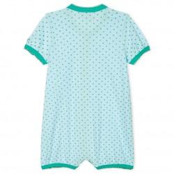 Baby Girls' Rib Knit Playsuit