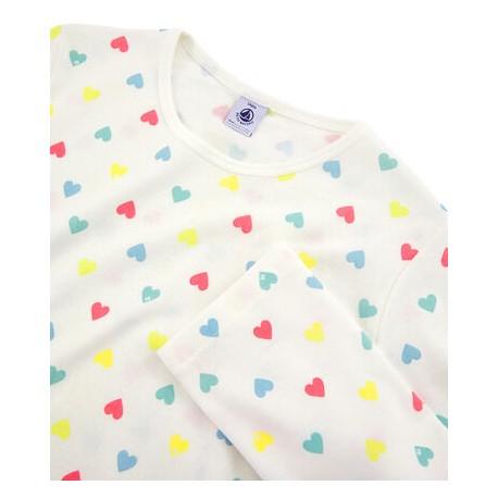 Girls' Ribbed Pyjamas