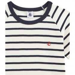 Boys' Ribbed Short Pyjamas