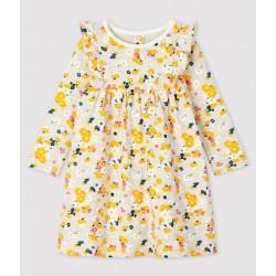 Baby girl's long-sleeved dress
