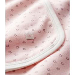 Babies' Ribbed Maternity Blanket