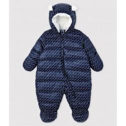 Baby's unisex 3-in-1 snowsuit