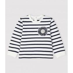 Baby girl's iconic sweatshirt