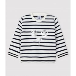 Baby boy's fleece sweatshirt