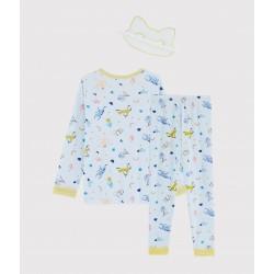 Boys' Fox Fancy Dress Ribbed Pyjamas
