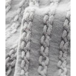 Baby girl's woollen tights