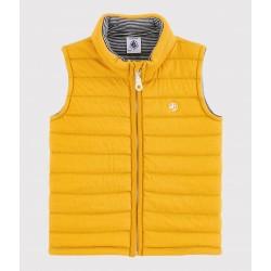 Baby boy's sleeveless jacket