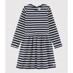 Girl's Long-sleeved Dress