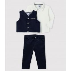 Baby boy's 3-piece set
