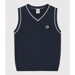 Boys' Sleeveless Pullover