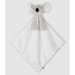 Babies' Ribbed Koala Comforter