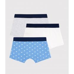 Boys' Boxer Shorts - 3-Pack